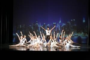 """""""CONCERTO"""" coreografia di Adriana Campogrande"""