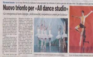 coreografie di A. Campogrande