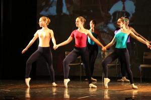 """""""RAG TIME"""" coreografia di Adriana Campogrande"""