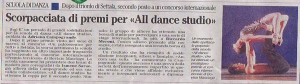 coreografia di Ismene Sarao