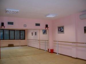 Sala rosa - 40 mq.