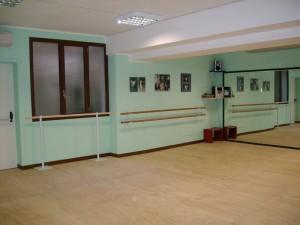 Sala verde - 60 mq.